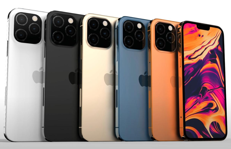 'iPhone 13 Pro: in deze 5 kleuren kun je de beste iPhone straks kopen'