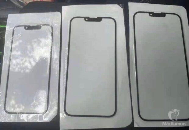 iPhone 13 notch ontwerp