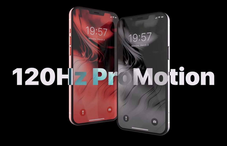 iPhone 13 Pro-concept:  zo kan de beste iPhone 13 eruit komen te zien