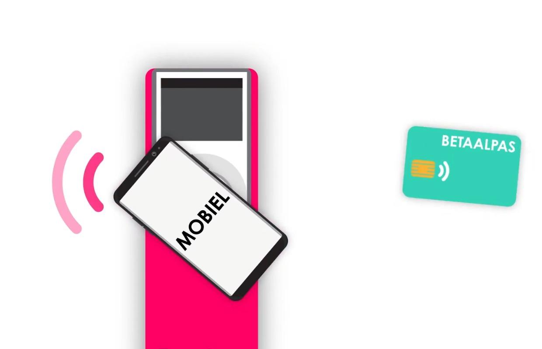 Betalen met iPhone in het OV: eerste proef gestart
