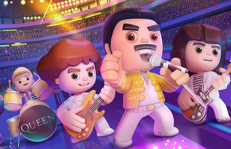 Met Queen: Rock Tour heeft elke muziekliefhebber plezier