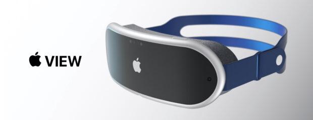 Apple AR/VR-headset event