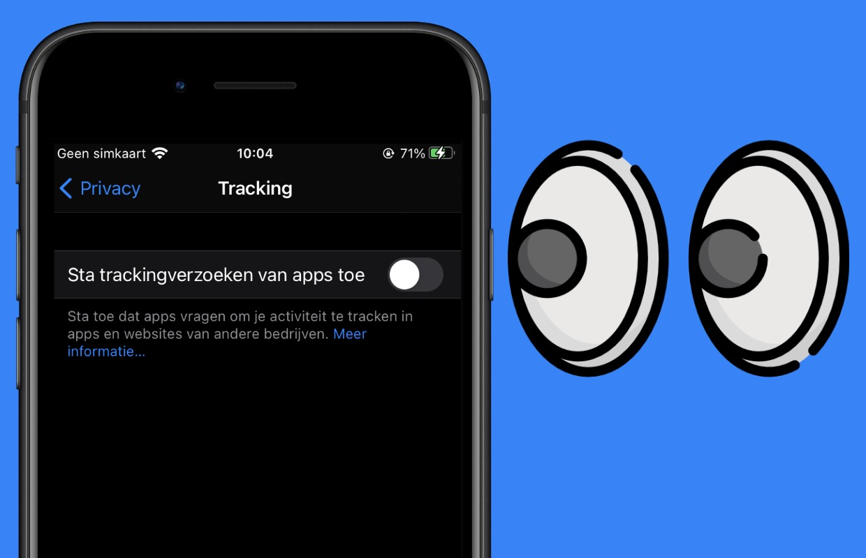 iOS 14.5: Zo blokkeer je spionerende apps op je iPhone en iPad