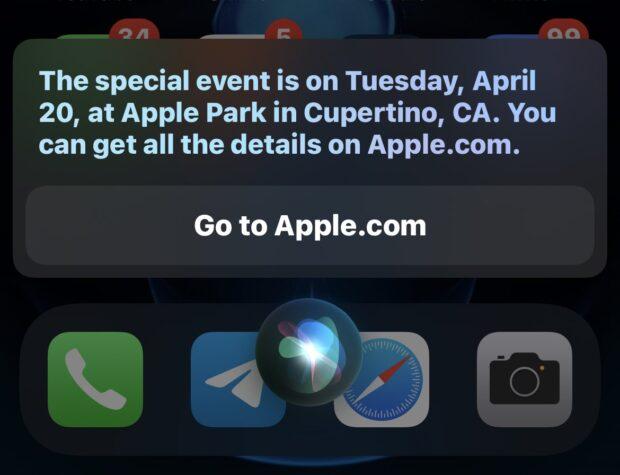 Apple evenement op 20 april jon prosser