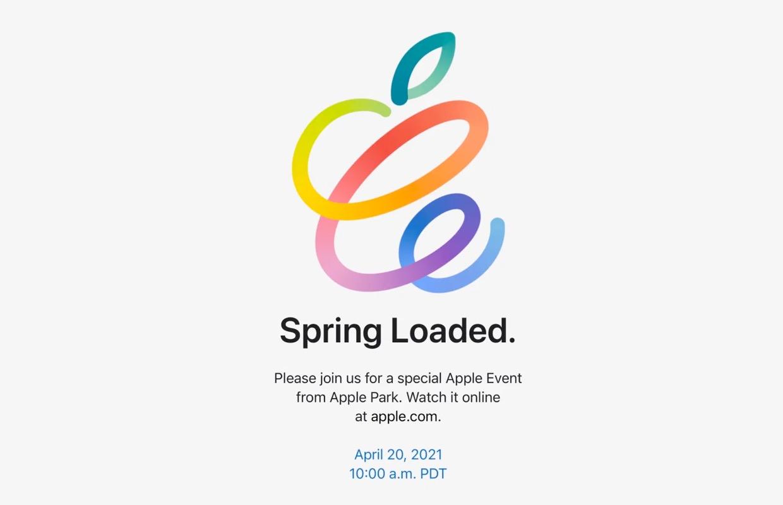 Officieel: Apple-event op 20 april, iPad Pro en meer verwacht