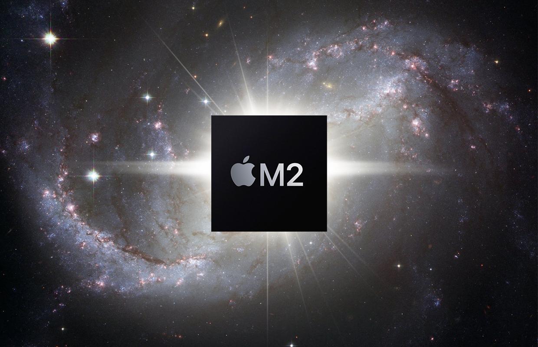 'Apple's volgende generatie M2-chip is al in massaproductie'