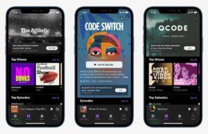 apple podcasts abonnement