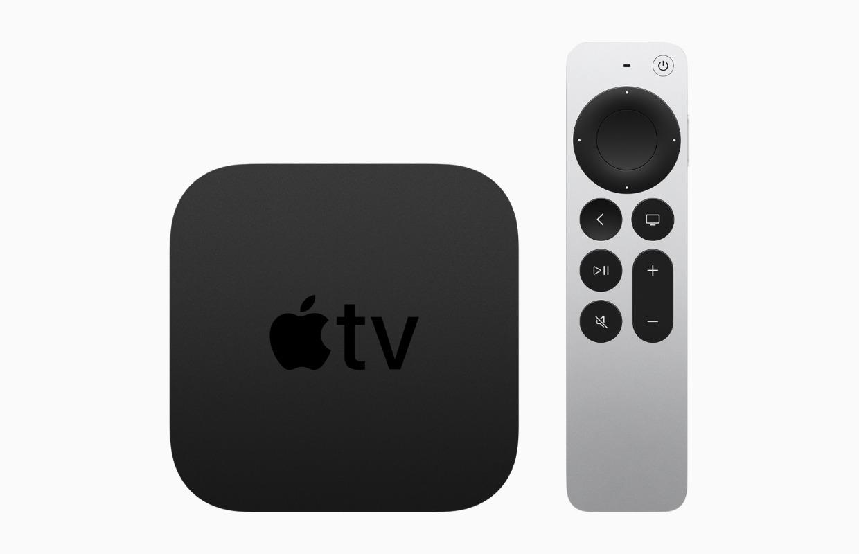 Apple TV 4K (2021) heeft snellere hardware, betere afstandsbediening