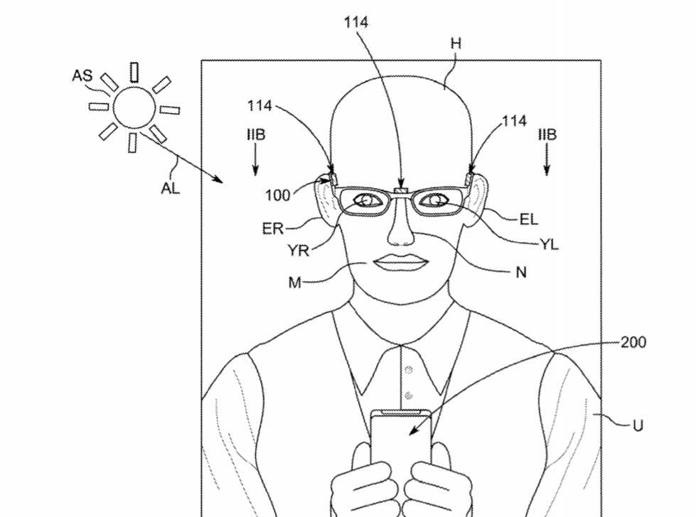 Deze fascinerende patenten bezit Apple voor zijn toekomstige brillen