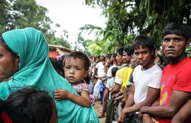 Facebook schandalen Rohingya