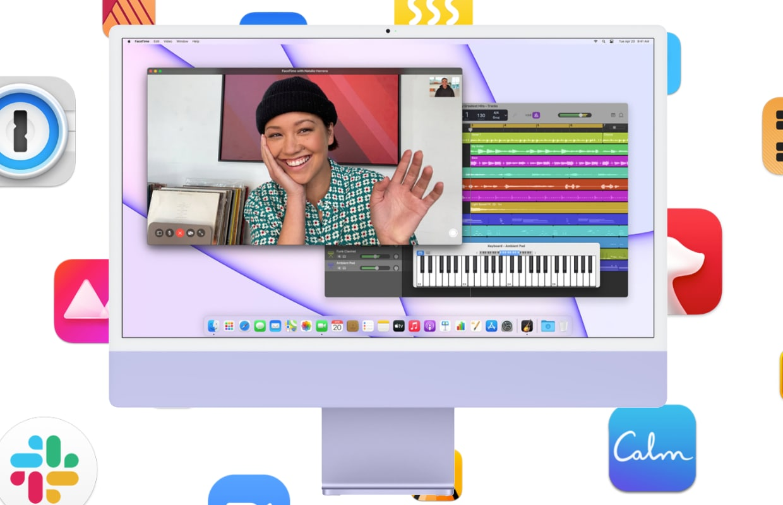 'Nieuwe iMac, iPad Pro en Apple TV vanaf 21 mei verkrijgbaar'