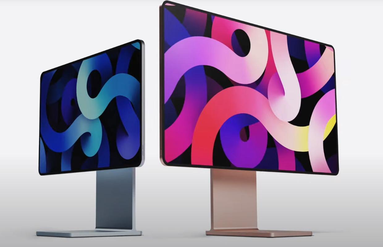 Zo ziet de nieuwe iMac (2021) er misschien uit