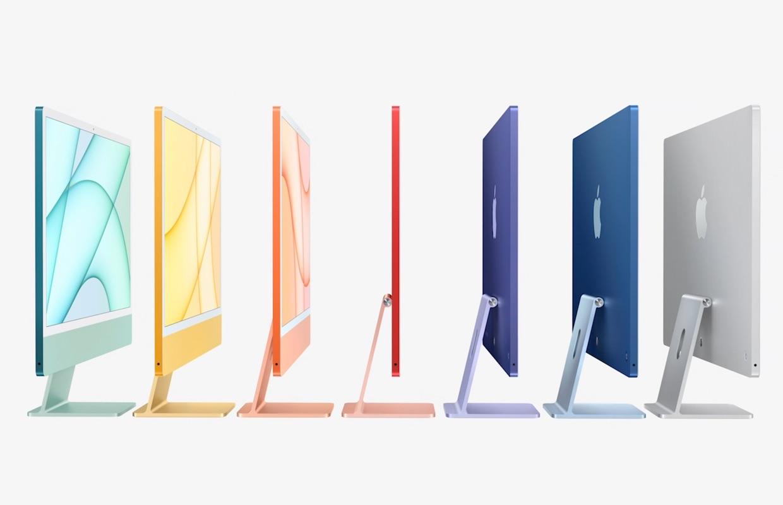 iMac 2021 officieel onthuld: dit zijn de vernieuwingen