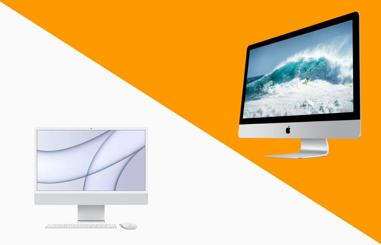 8 redenen om te upgraden naar de iMac 2021
