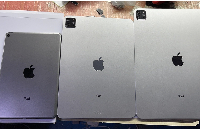 Zo zien de nieuwe iPad Pro en iPad mini er misschien uit