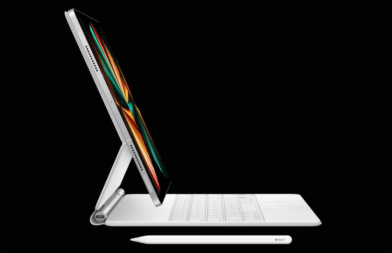 Dikkere 12,9-inch iPad Pro 2021 past niet in ouder Magic Keyboard