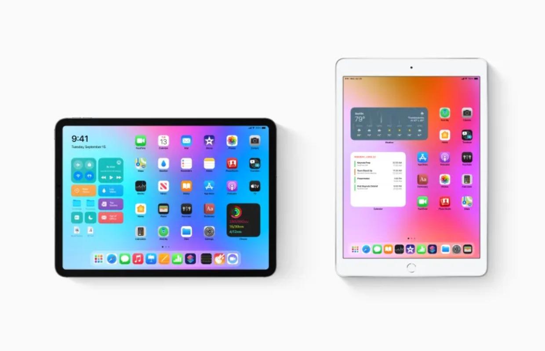 Concept: 3 verbeteringen voor iPadOS 15