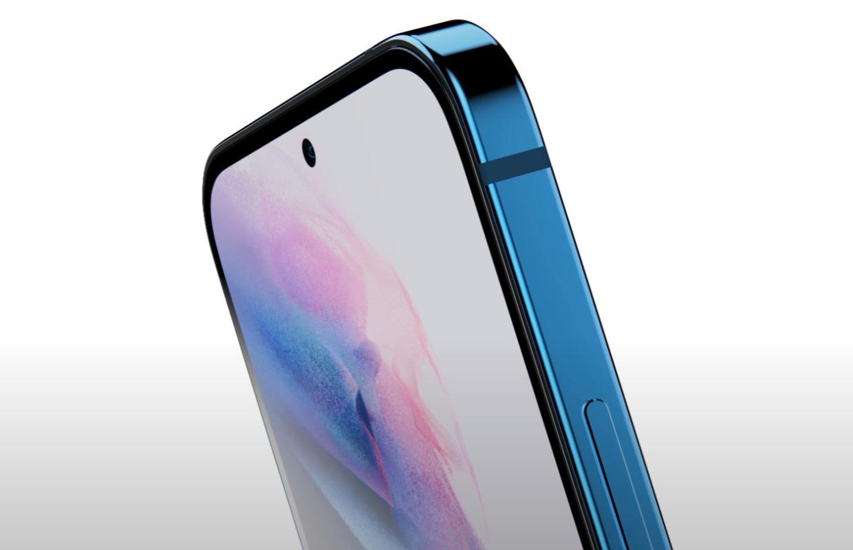 'iPhone 2023 heeft geen notch, maar gezichtsherkenning onder het scherm'