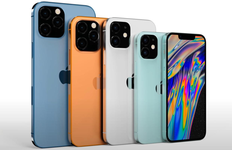 iPhone 13 familie