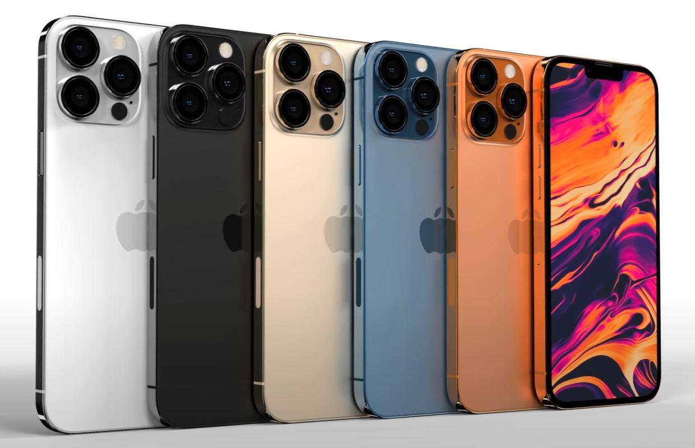 'iPhone 13 Pro Max heeft grotere camera en dikkere behuizing'