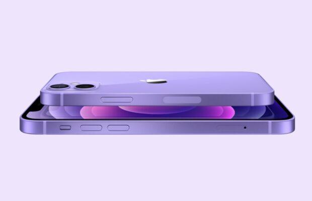 iPhone 12 paars bestellen