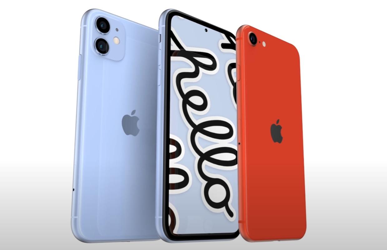 iPhone SE 3 geruchten: nieuw design, Touch ID en lcd-scherm