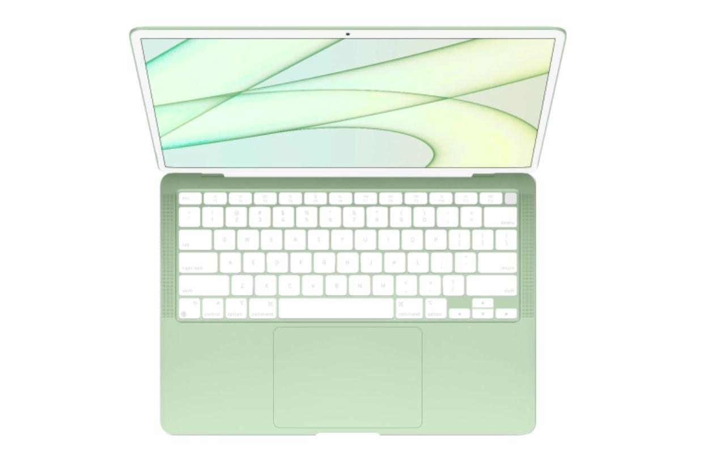'Volgende MacBook Air krijgt scherm van mini-led, komt uit in 2022'