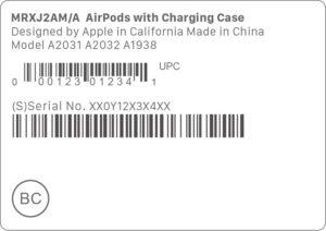 Neppe AirPods en Apple spullen controleren
