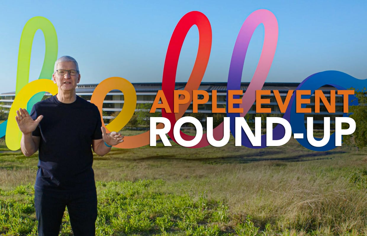 Video: het Apple april-event samengevat en nabesproken in 5 minuten
