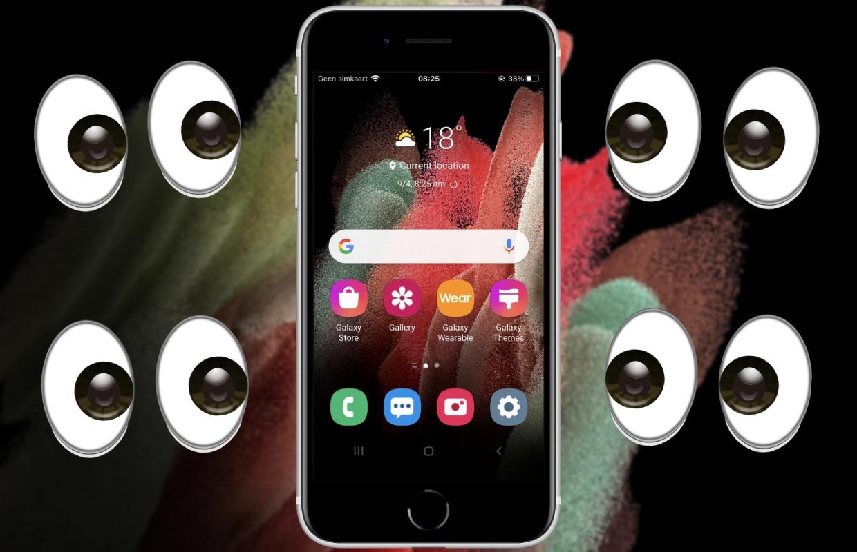 Samsung lanceert website om iPhone-gebruikers over de streep te trekken