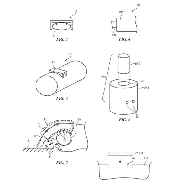 apple bril patenten