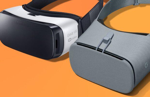 virtual reality via smartphones