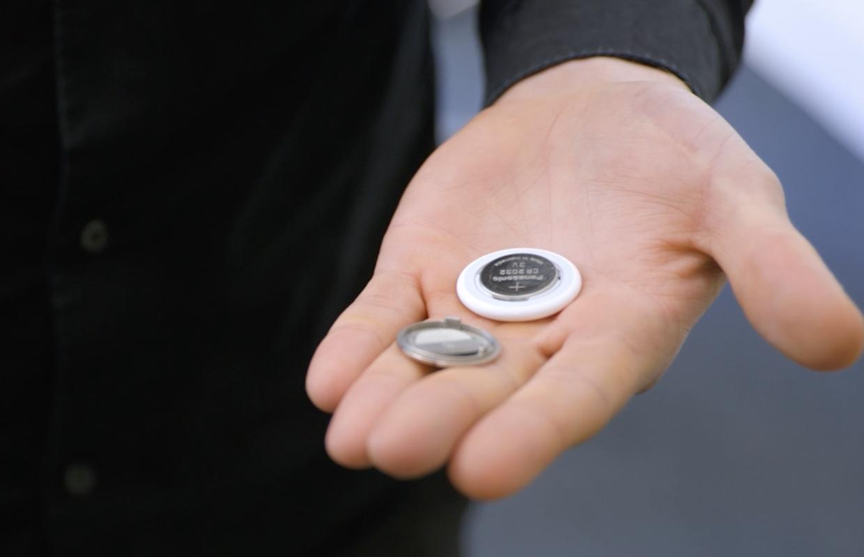 De AirTag-batterij vervangen: zo doe je dat