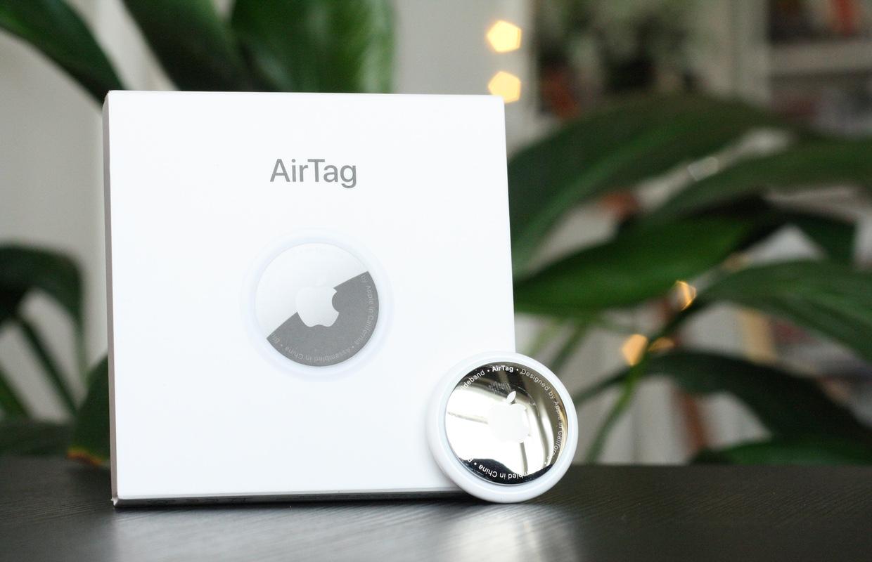 AirTag eerste indruk: een piepklein en praktisch apparaatje