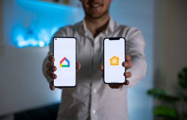 google home ios 2021
