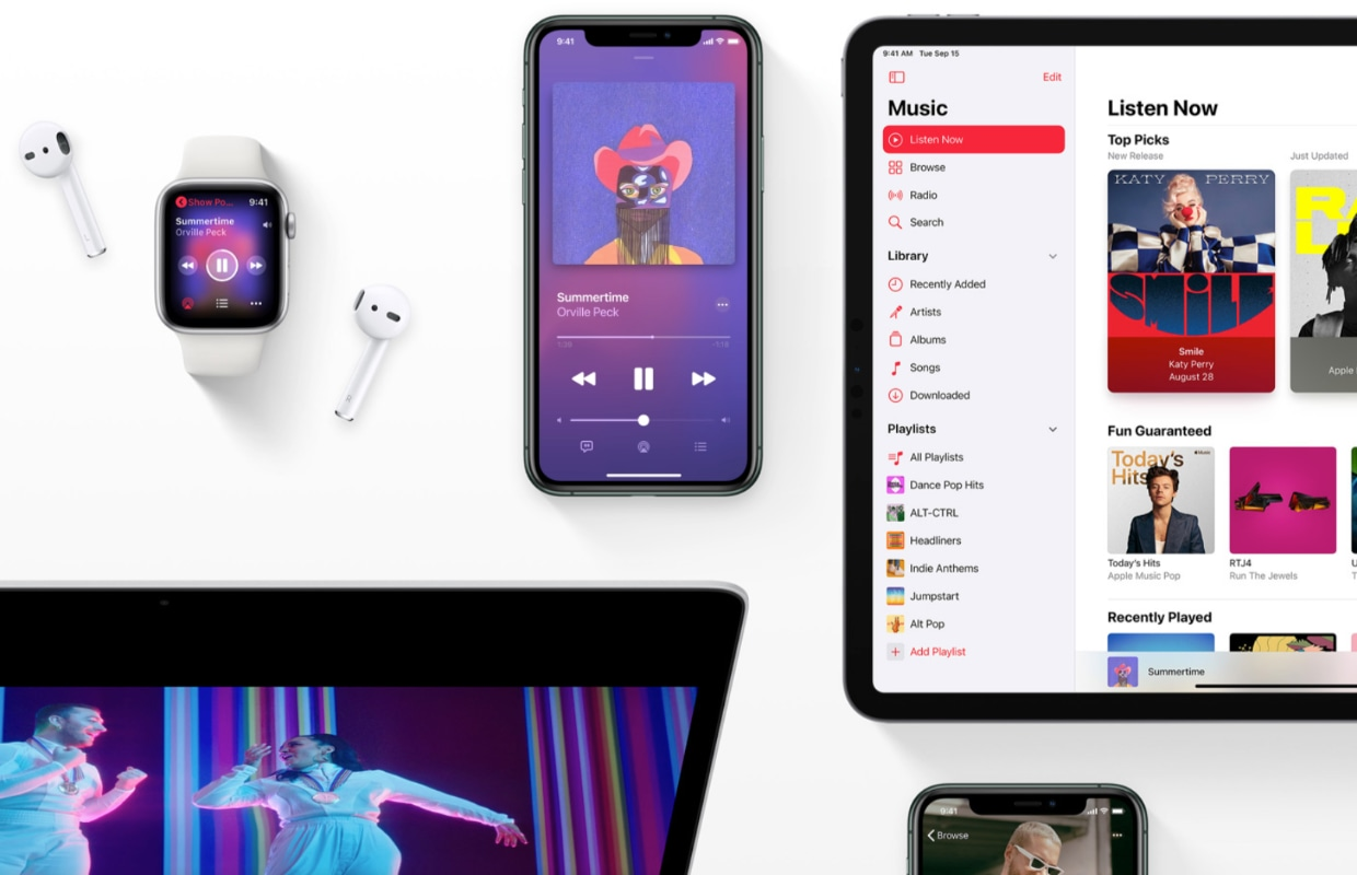 Officieel: Apple Music krijgt Spatial Audio en Lossless Audio zonder extra kosten