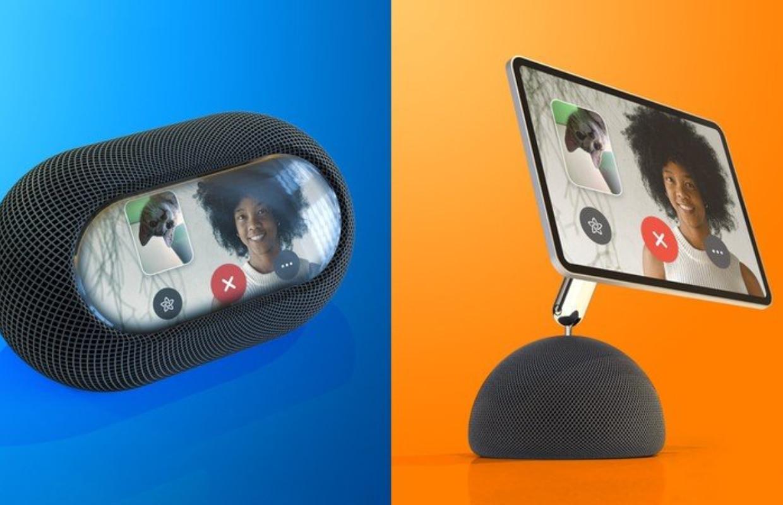 'Apple maakt apparaat dat HomePod, Apple TV en FaceTime combineert'