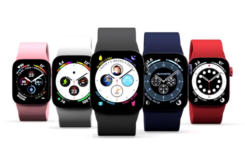 Gerucht: Apple Watch Series 7 krijgt grotere batterij