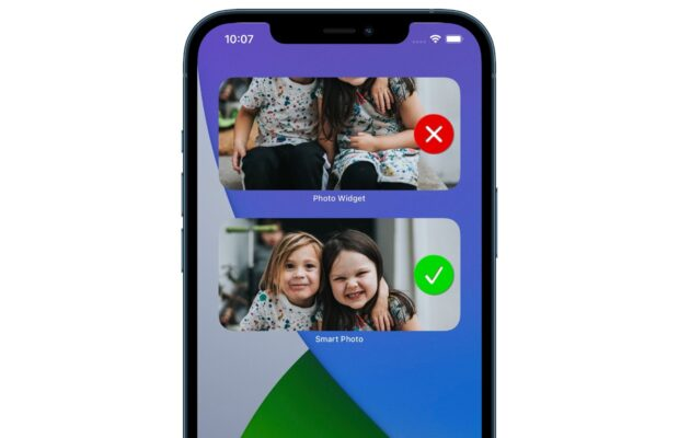 Beste iPhone apps van de week Smart Photo Widget