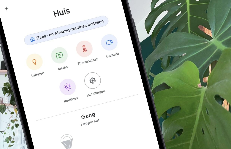 Google Home is op iOS ook een uitstekende keuze voor je slimme huis