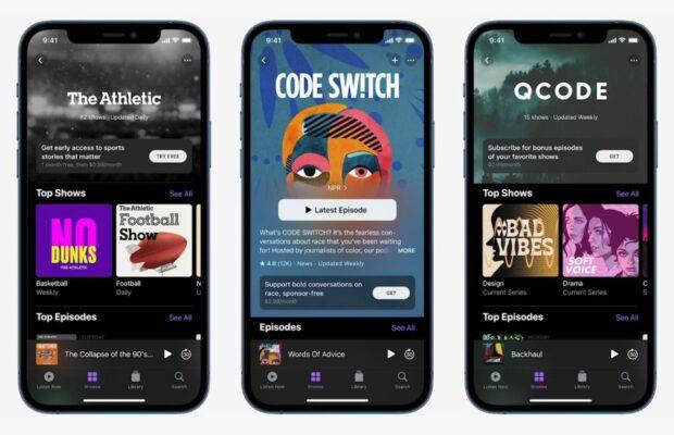 Betalen voor podcasts apple podcasts