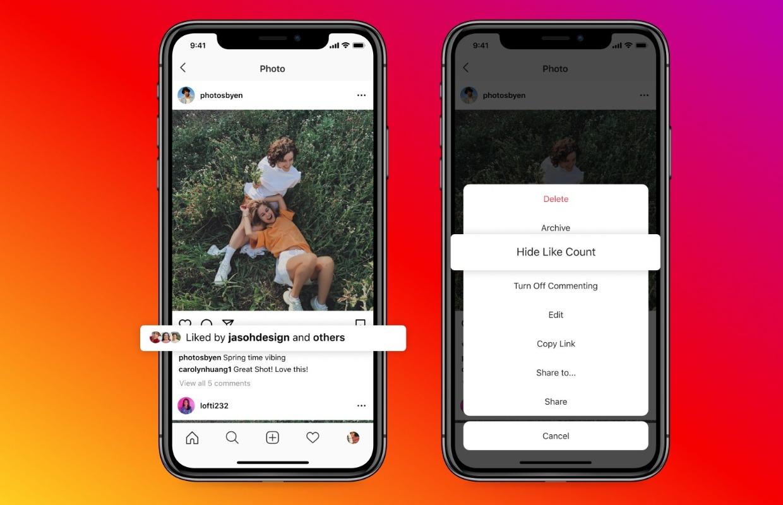 Instagram likes verbergen: zo scherm je jouw hartjes op foto's en video's af