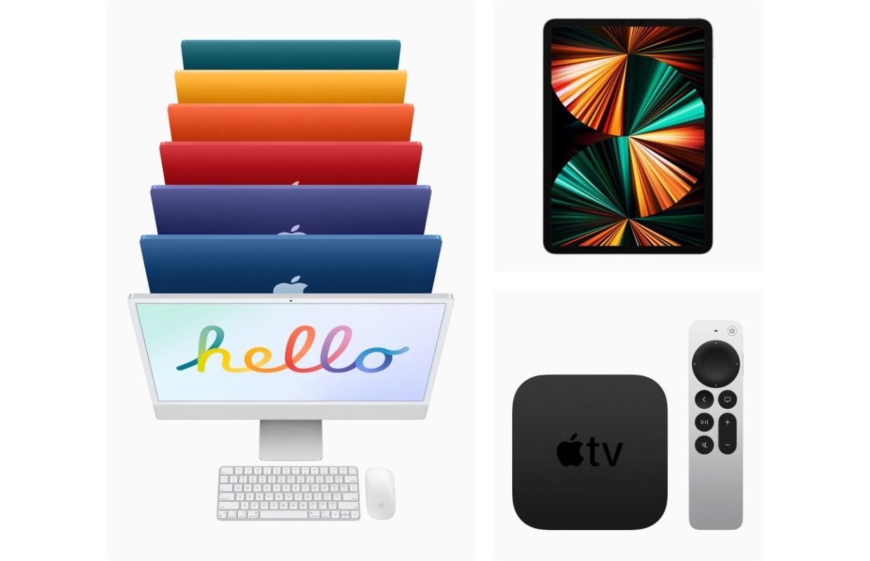 Release van iPad Pro 2021, nieuwe iMac en Apple TV is deze vrijdag