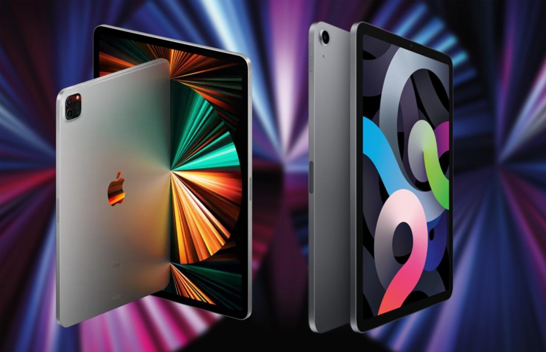 iPad Pro 2021 vs iPad Air 2020: wat zijn de verschillen?