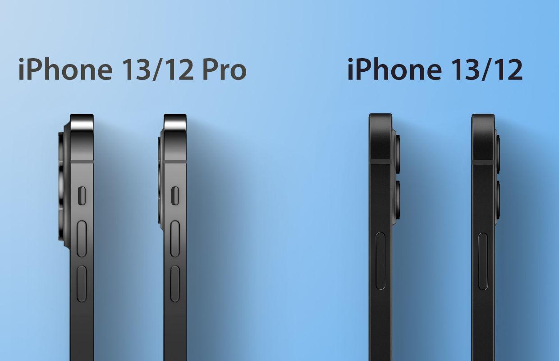 'iPhone 13 Pro krijgt betere camera's en wordt iets dikker'