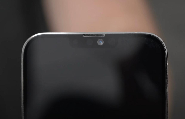Video toont levensechte iPhone 13 Pro Max-dummy met kleinere notch