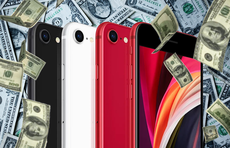 iPhone SE 2020 flink in prijs gedaald: hier koop je het toestel goedkoper