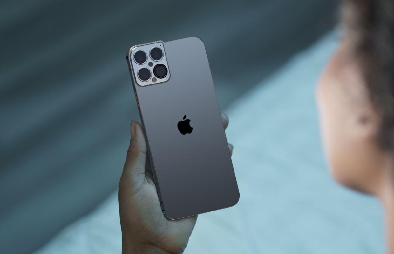 Designer verzint iPhone M1 met bijzondere oplossing voor notch