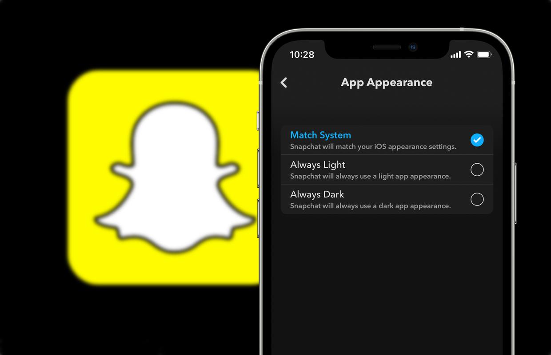 Snapchat rolt donkere modus uit in iOS: zo activeer je het in 3 stappen