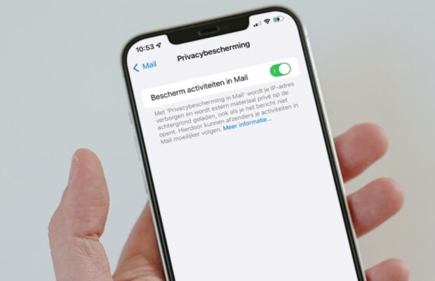 iOS 15 functies: mail privacy